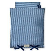 Cam Cam Dukkesengetøj Sashiko Blue