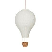 Cam Cam Luftballon lampe Grey Wave Rosa
