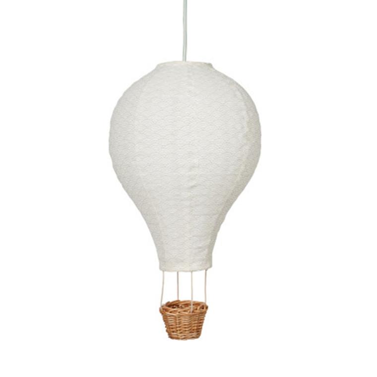 Cam Cam Lampe Luftballon Grey Wave Mint