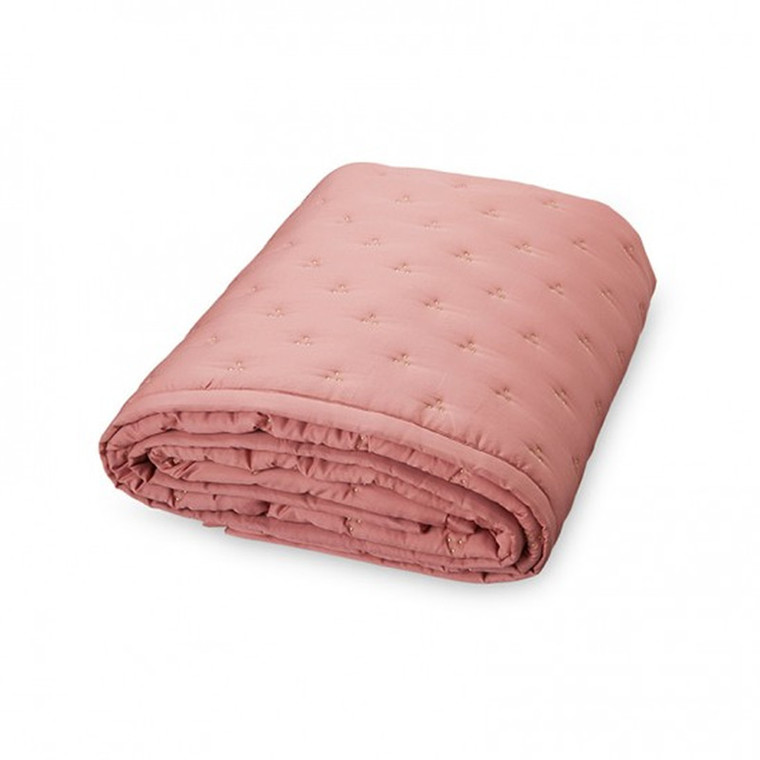 Cam Cam Junior Quilt Dot Blush-Guld