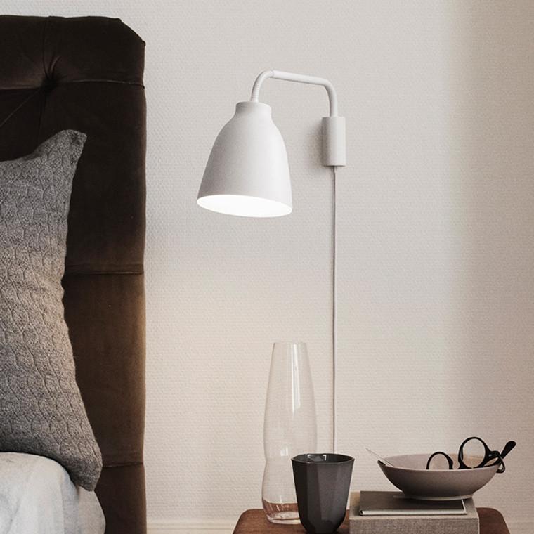 Lightyears Caravaggio Væglampe Hvid
