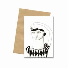 Bob Noon Postkort Columbine