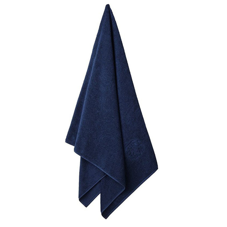 Georg Jensen Damask-Terry Håndklæde Navy Blue