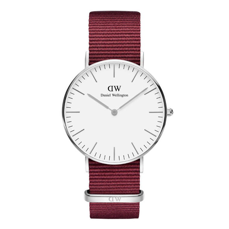 Daniel Wellington Classic Roselyn Ur 36 mm Sølv