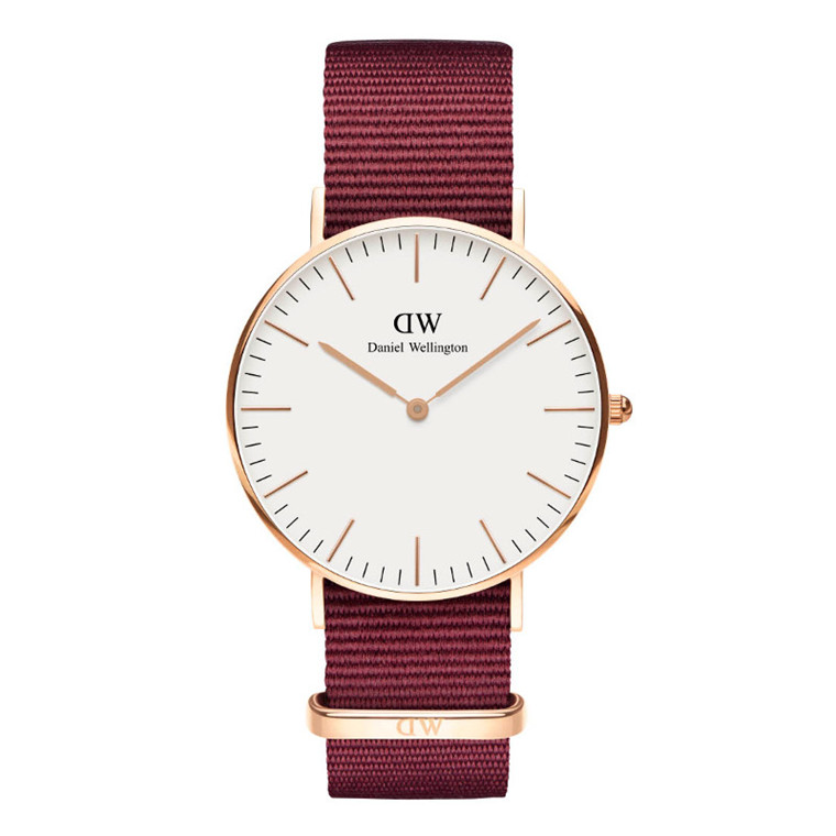 Daniel Wellington Classic Roselyn Ur 36 mm Rosa Guld