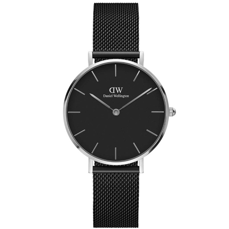 Daniel Wellington Petite Ashfield Sølv