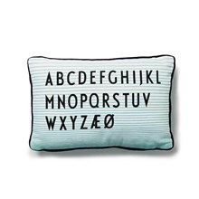 Design Letters ABC Pude