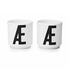 Design Letters Æggebæger - 2 stk.