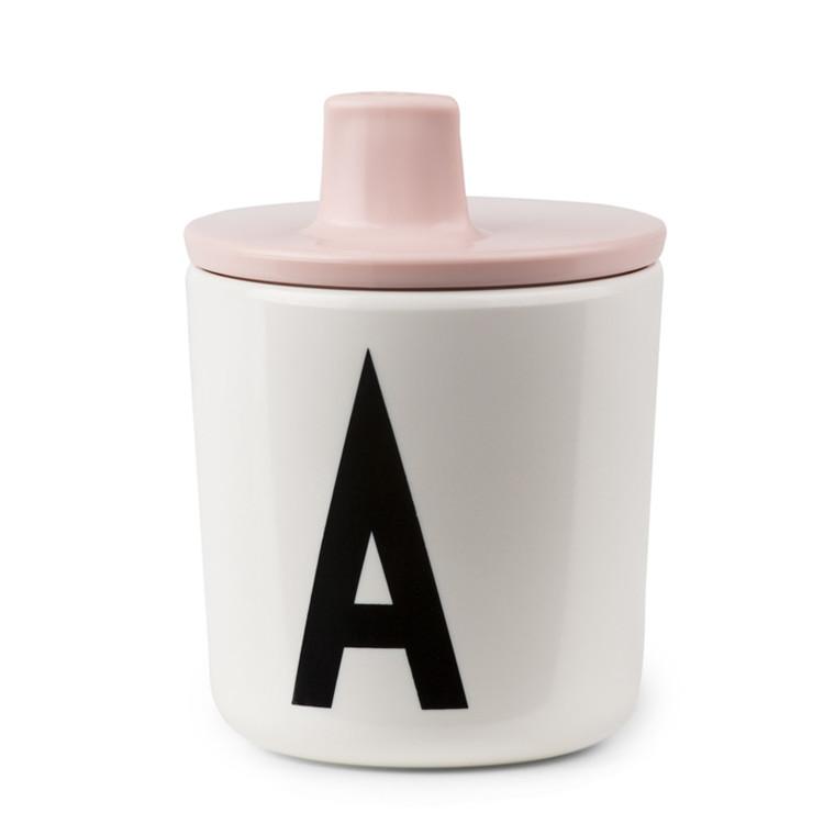 Design Letters Tudelåg Lyserød