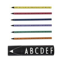 Design Letters Farveblyanter