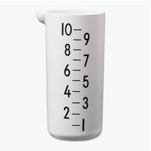 Design Letters Measuring Jug 1 L