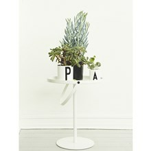 Design Letters To Go Table Hvid