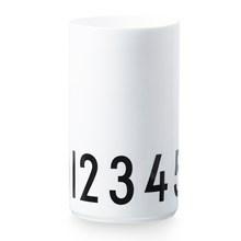 Design Letters vase 0-9 Large