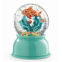 Djeco Snekugle med lys Fisk