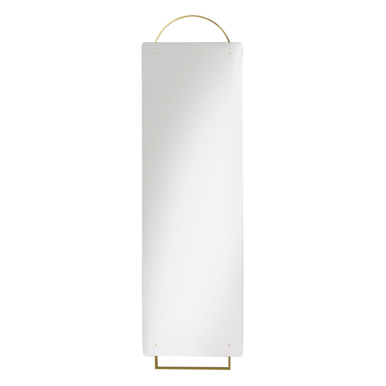 Ferm Living Adorn Mirror Full Size Spejl Messing