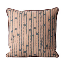 Ferm Living Aligned Pude Rosa