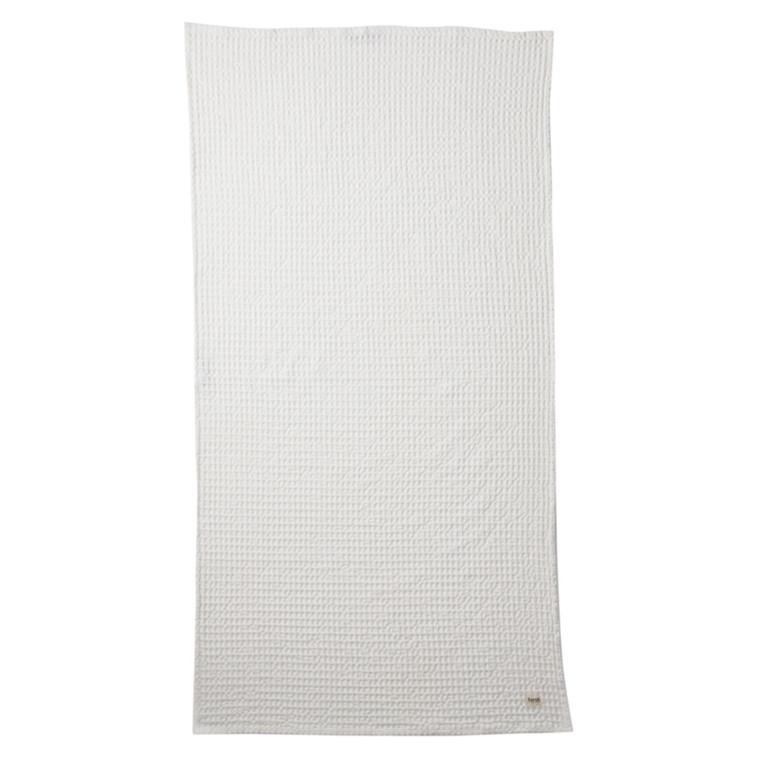 Ferm Living Badehåndklæde Hvid