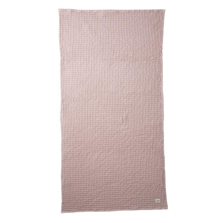 Ferm Living Badehåndklæde Rosa