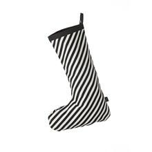 Ferm Living Julesok Black Stripe