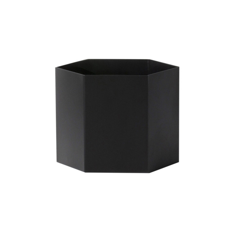 Ferm Living Hexagon Pot Sort