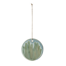Ferm Living Keramik Ornament Grøn