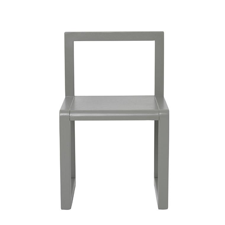 Ferm Living Børnestol, Little Architect Chair, Grå