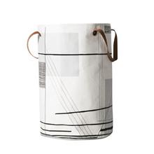 Ferm Living Vasketøjskurv Trace