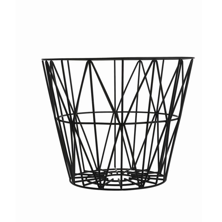 Ferm Living Wire Basket Medium