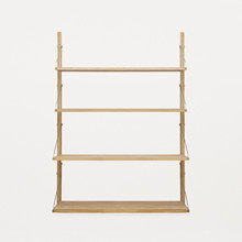 Frama Library Shelf H 115 cm