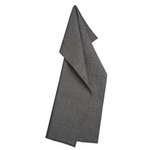 Georg Jensen Damask Køkkenhåndklæde Egypt Jet Black