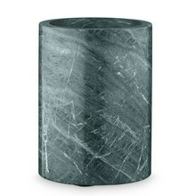 H. Skjalm P. Vase Marmor Grøn