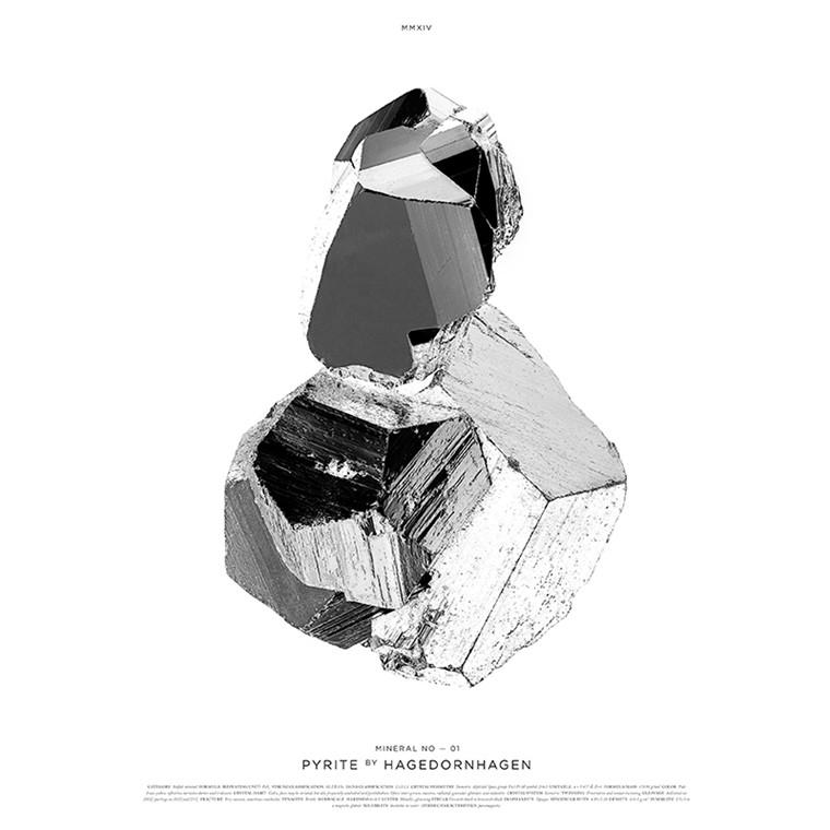 Hagedornhagen Plakat Pyrite 1 (PY1)