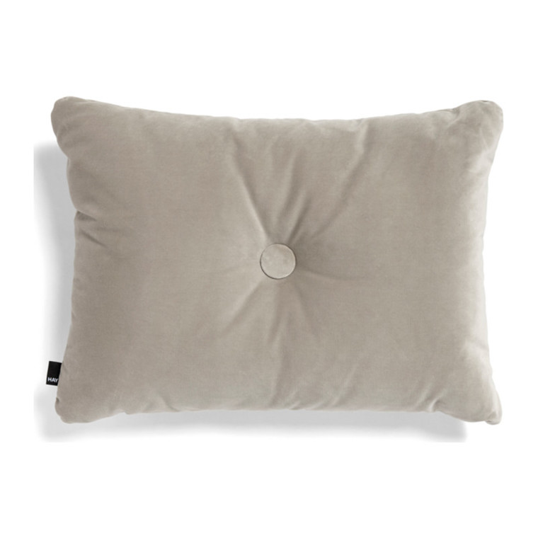 HAY Dot Cushion 1 Dot Soft Pude Beige