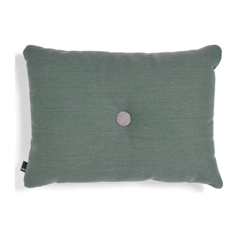 HAY Dot Cushion ST 1 Dot Pude Grøn