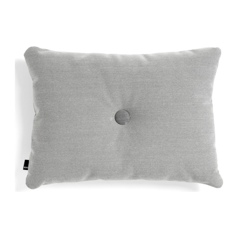 HAY Dot Cushion ST 1 Dot Pude Lysegrå