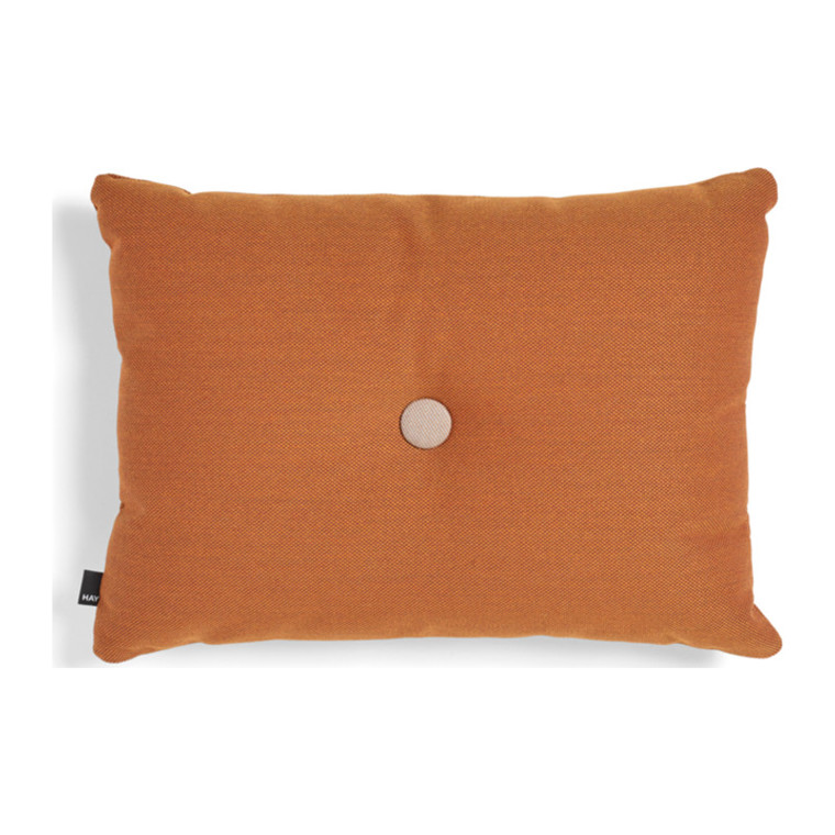HAY Dot Cushion ST 1 Dot Pude Orange