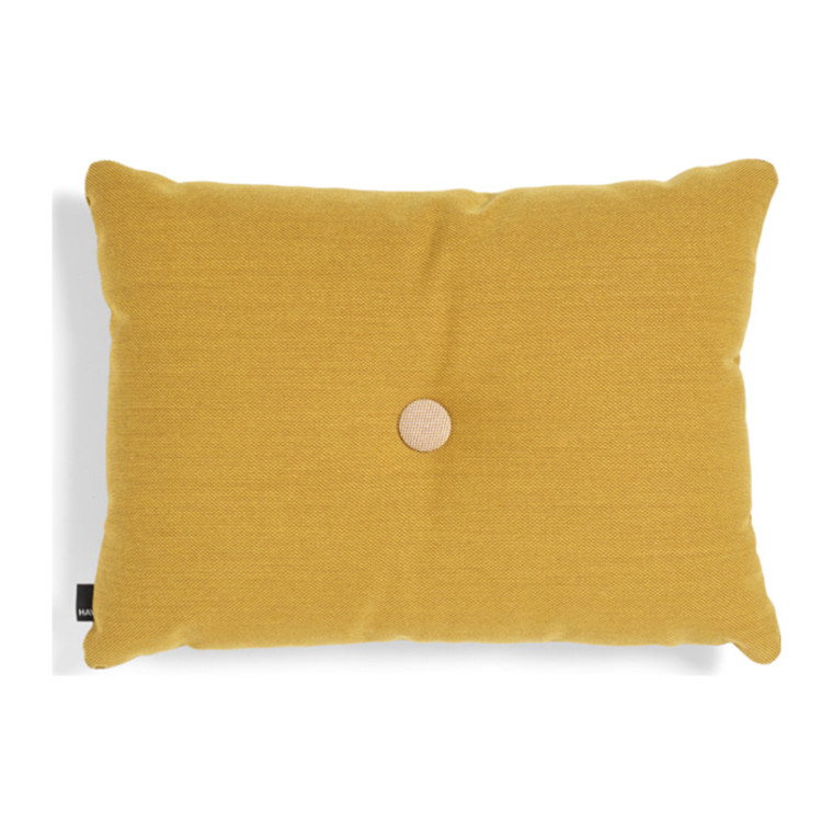 HAY Dot Cushion ST 1 Dot Pude Golden Yellow