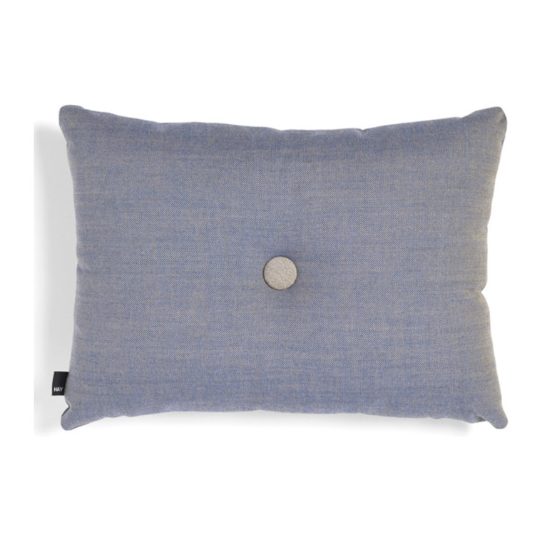 HAY Dot Cushion Surface 1 Dot Pude Steel Blue