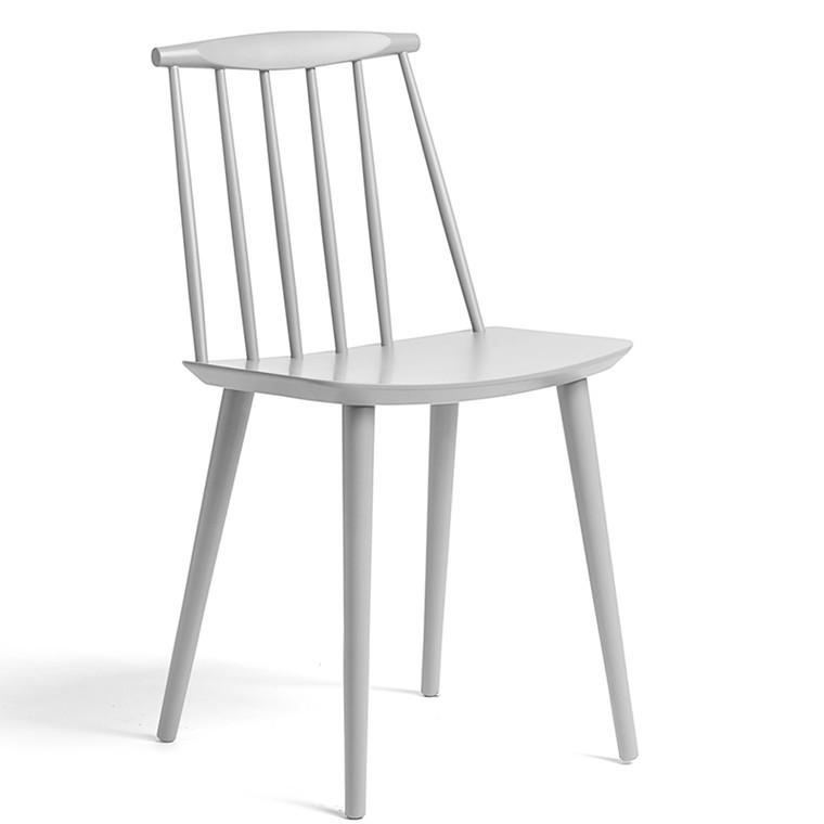 HAY J77 Spisebordsstol Støvet grå