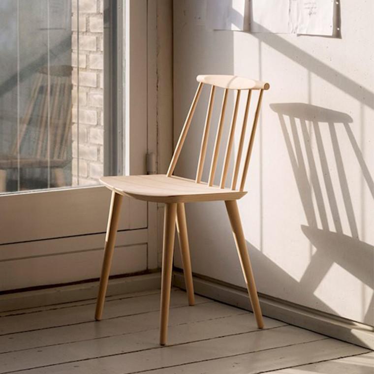 HAY J77 Spisebordsstol Bøg
