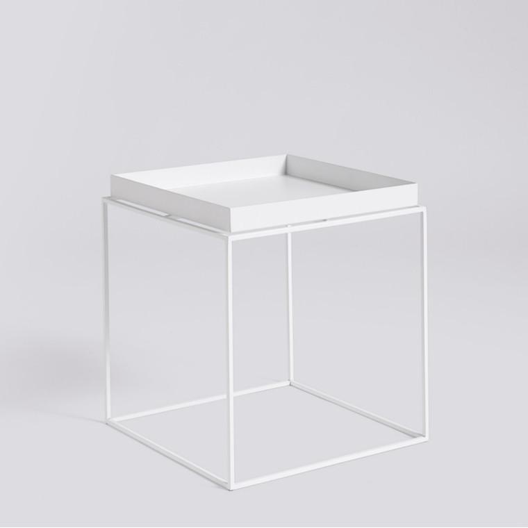 HAY Tray Table M Bord Hvid