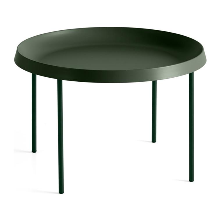 HAY Tulou Coffee Table Matt Green