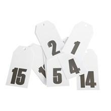 House Doctor Til og Fra-kort Numbers