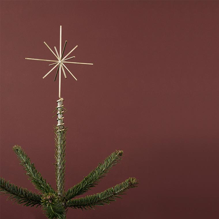 Ferm Living Juletræsstjerne