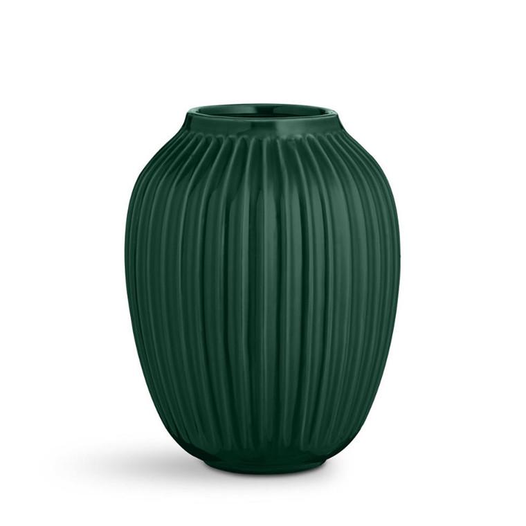 Kähler Hammershøi Vase H250 Grøn