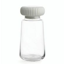 Kähler Hammershøi Opbevaringsglas Hvid Stor