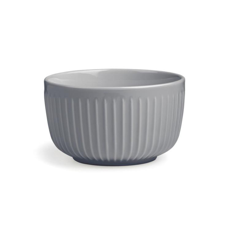 Kähler Hammershøi Skål Lille Marmorgrå