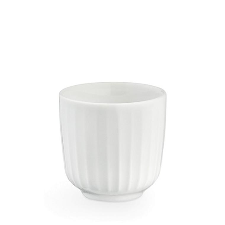 Kähler Hammershøi Espresso Kop Hvid