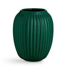 Kähler Hammershøi Vase H200 Grøn