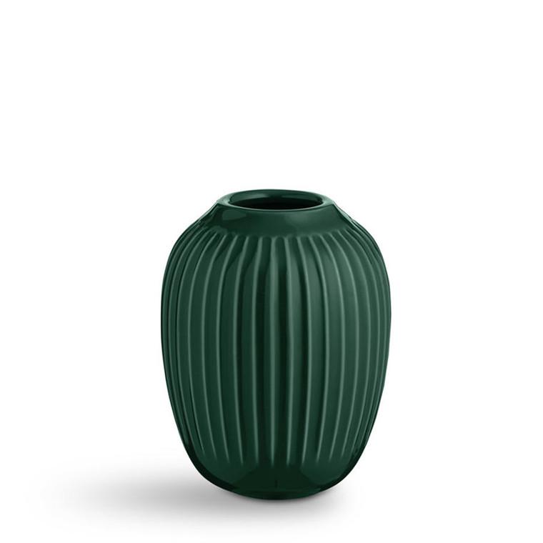 Kähler Hammershøi Vase H100 Grøn